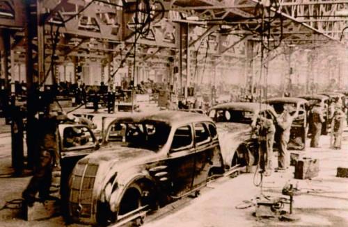 Chaîne toyota 1936